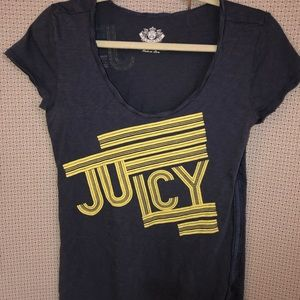 Juicy couture T-shirt size xl